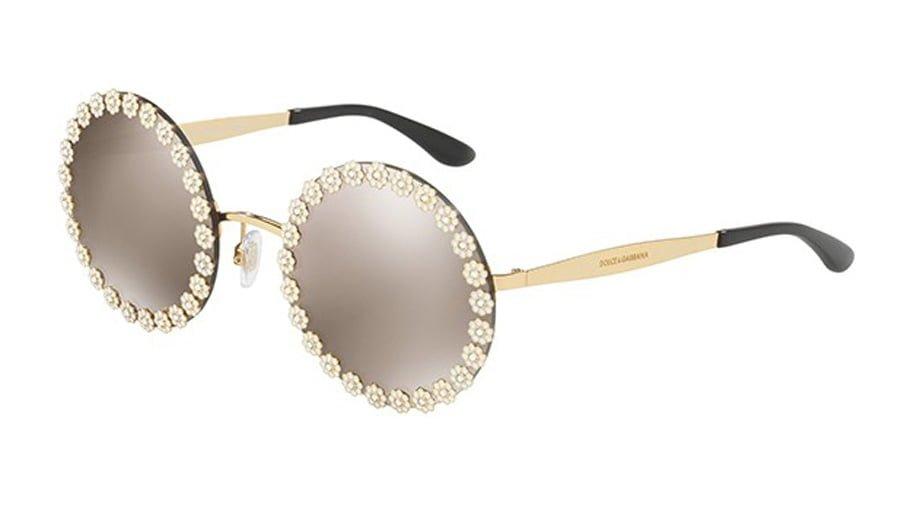 6af46a17394 Home   Shop   Sunglasses   Women   Dolce   Gabbana 2173B NEW DAISY.  DG 2173B 02 5A