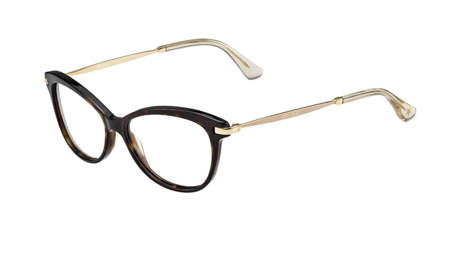 00470775553c Γυναικεία Γυαλιά Οράσεως JIMMY CHOO JC95