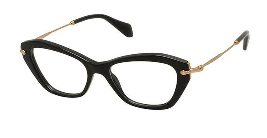 b7e350539f Γυναικεία Γυαλιά Οράσεως Miu Miu 04LV 1AB 1O1