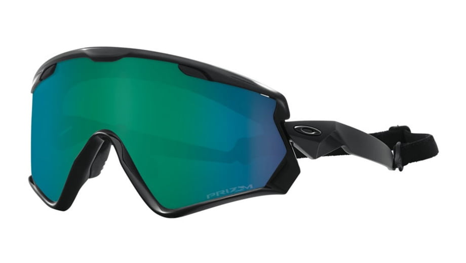 Oakley 7072 707201 Wind Jacket 2.0 Prizm
