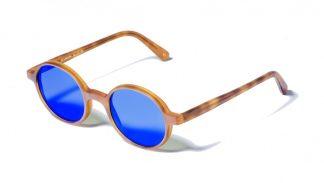 LGR REUNION Havana Chiaro Matt 02 // Flat Blue Mirror