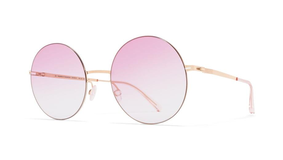 c88a8ac2c0 MYKITA YOKO Champagne Gold   Jelly Pink Gradient - Optika Liolios