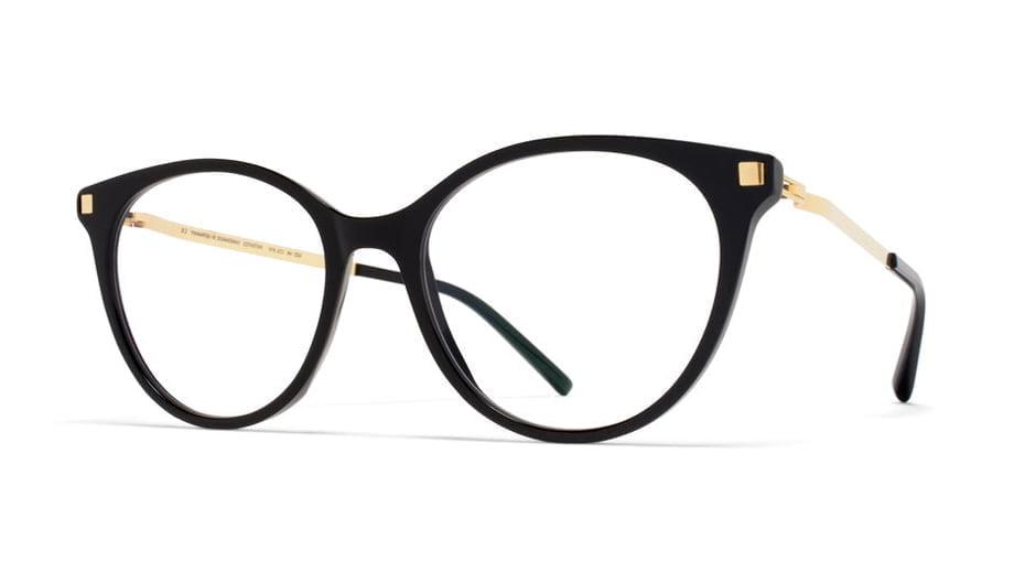 628eda1ce0 MYKITA NANOOK C6 Black Glossy Gold - Οπτικά Λιόλιος