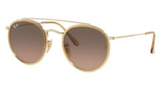 Ray-Ban RB 3647N 9124/43 DOUBLE BRIDGE